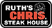 Client Logo - Ruth's Chris Steak House